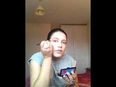Maquiagem simples com produtos baratinhos
