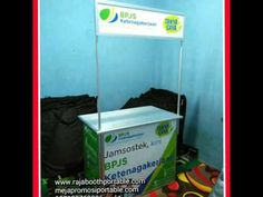 Raja booth portable