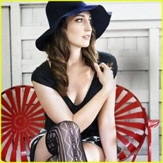 Sara Bareilles....pic speaks for itself, and so does the cd GO GET IT