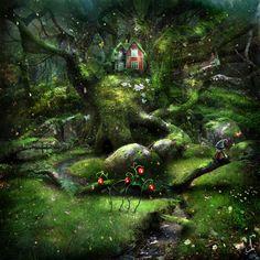 """Four Seasons Spring Fruits"" Alexander Jansson"