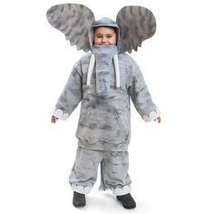 DIY Halloween DIY Costumes :DIY Animal Costume : DIY Halloween Costumes: Jumbo Elephant Costume