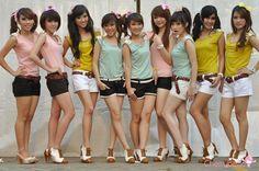Cherrybelle generasi pertama