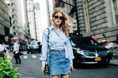 PE2017 street style new york fashion week printemps ete 2017 97