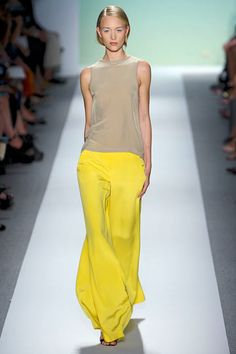 Tibi - we've always loved this collection, and have carried it since forever.  Divine simplicity - and yes, wear yellow now and then, for heaven's sake!