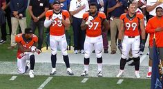 Country Music Lyrics - Quotes - Songs  - After Losing Endorsements, NFL Player Chooses To End His National Anthem Protest - Youtube Music Videos http://countryrebel.com/blogs/videos/after-losing-endorsements-nfl-player-chooses-to-end-his-national-anthem-protest