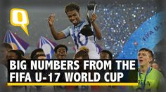 Top Scorer, Most Saves: Big Numbers From the FIFA U-17 World Cup | The Q...