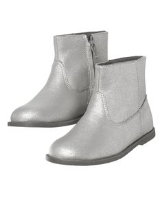 Metallic Boots at Crazy 8
