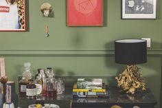 detail wohnzimmer   #livingroom #farrowandball #studiohammel