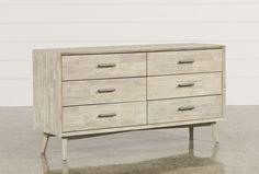 Living Spaces Allen Dresser - $695