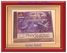 G-POLICE für Playstation1
