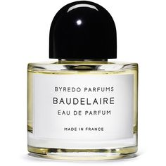 Byredo Baudelaire Eau de Parfum (€135) ❤ liked on Polyvore featuring men's fashion, men's grooming, men's fragrance, makeup and perfume