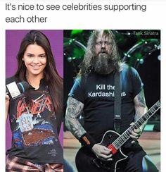 Kendell vs Slayer's guitarist Gary Holt