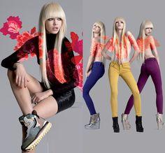Fornarina S/S 2014 Lookbook