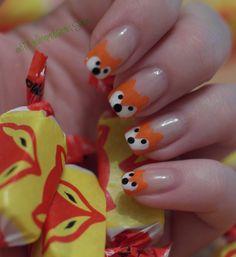 Mielenmaisemia - Little fox Little Fox, Nail Art, Nails, Finger Nails, Ongles, Nail Arts, Nail Art Designs, Nail, Nail Manicure