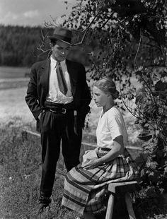 Anu ja Mikko | Elonet Old Movies, Finland, Movie Stars, Movie Tv, Dreams, Times, History, Couple Photos, Film