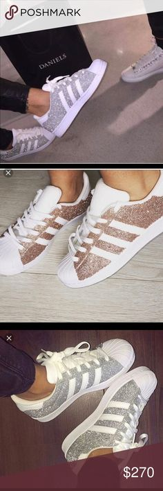 a734efa92d Glitter vans The sneakers are coated with a pretty paint of glitter and  will look ultimately