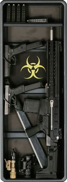 Biohazard Weapons Locker