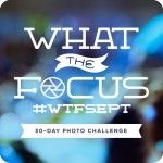 @lululemon athletica is doing a 30-day photo challenge and I'm going to try it.  what the focus #WTFSEPT