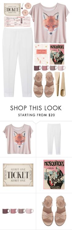 """""""fox"""" by ines-madrid ❤ liked on Polyvore featuring WALL, Olympia Le-Tan, Jansen+Co, A.P.C. and Muuto"""