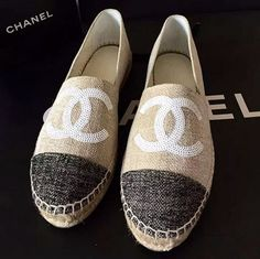 Crill the drilles  cruise16 Available now! Chanel Ballet Flats, Chanel  Pumps, Beige 1dcef7b693a