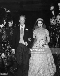 Earl of Dalkeith marries Jane McNeill.