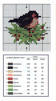 Free Christmas cross stitch