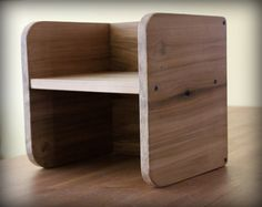 Montessori Infant and Toddler Cube Chair Set by NaturaBaby on Etsy