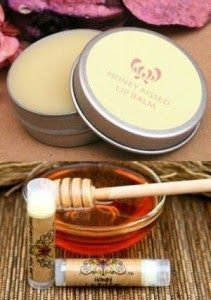 Receta  para elaborar un  BÁLSAMO LABIAL  hidratante enriquecido con todas las propiedades de la miel . Este bálsamo labial de miel...