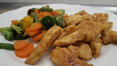 Food Network, Poultry, Carrots, Food And Drink, Healthy Recipes, Chicken, Meat, Vegetables, Kitchen