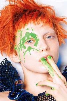 WE ARE SO DROEE — A Playground Of Color Publication: Vogue Japan...