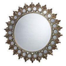 Round Mirrors | Wayfair
