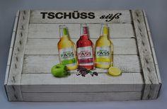 """Getestet wurden die 3 Faßbrause-Sorten """"Holunder, Apfel und Zitrone""""  von Veltins. --- www.produkttest-welt.de"""