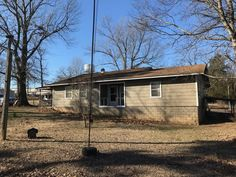 WOW! Look at this 3 or 4 bedroom, 1.5 bath frame home in Imboden. It offers 1964 sf, ch&a, big covered deck and 24x30 shop. All this sits on 6 acres. Must see! in Imboden AR
