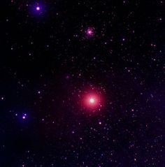 Antares star(Alpha Scorpii – A Red Supergiant)
