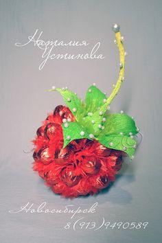 ягодка - Букеты из конфет 16 (год 2012) - sovusha