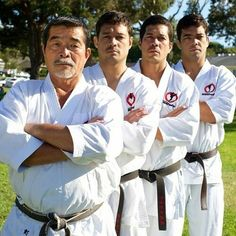 The Machida Family