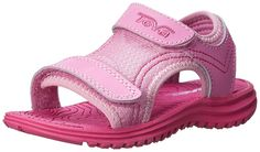 Teva Pysclone 5 Kids Sport Sandal (Toddler/Little Kid) * Trust me, this is great! Click the image. - Girls sandals