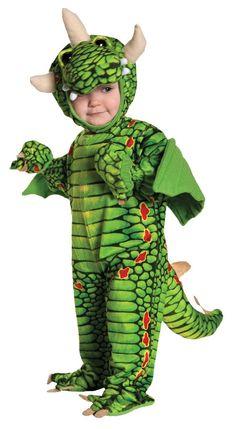 Dragon Toddler Costume
