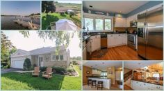 Sold in ONE day! 5314 Lighthouse Bay Dr., Madison, WI 53704 - BEST OF BOTH WORLDS! Awesome STAND ALONE house that backs to PRIVACY of Cherokee Marsh + deeded PIER SLIP & direct access to LAKE MENDOTA! Open concept boasts bright & cheery vaulted living rm w/brick gas FIREPLACE. Lush kitchen w/GRANITE counter tops, breakfast bar & STAINLESS STEEL appliances. 1st flr Master ste w/huge WHIRLPOOL TUB. Lofted fam rm w/balcony. Close to Mariner's Inn, Nautigal & all that Waunakee & Madison has to…