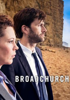 Season 2. I could watch this pair together forever. Olivia Colman practically steals the show from a terrific David Tennant.