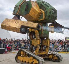 The MegaBot Mark II