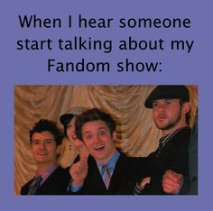 Lol, only pinned this 'cuz its Elijah Wood, Orlando Bloom and Dominic