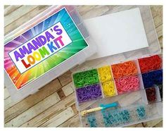 Rainbow Loom Starter Kit only $18.69 on Amazon | Refill Bands $3.95