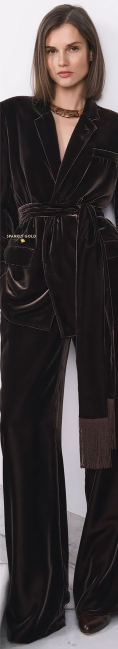 Velvet Lounge, Ralph Lauren, Leather Jacket, Couture, Fall, Jackets, Fashion, Velvet, Studded Leather Jacket