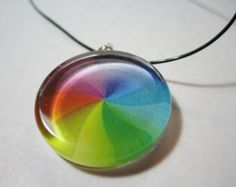 Mac Loading Icon - Glass Tile Necklace