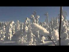 Suomen Talvi - Winter in Finland - YouTube