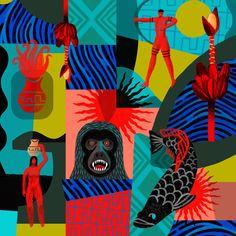 Macaco. #artebrasileira #pinturabrasileira #artecontemporanea #pinturacontemporanea #brazilianartist #acrylicpainting #rogeriopedro #maispoesia #contemporaryart #modernart #arte #art #brasil #brazil #arquitetura #artist #artwork #pintura #painting Modern Art, Contemporary Art, Gabriel, Graffiti, Painting, Illustration, Artwork, Movie Posters, Monkey