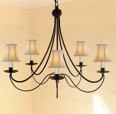 Nook - Country French CHANDELIER Chandeliers, Crystal Chandelier, Crystal Chandeliers, Lighting