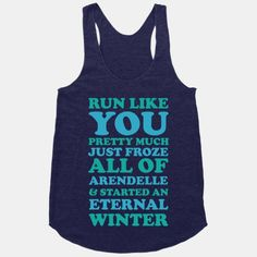 Run Like You Pretty Much Just Froze All of Arendelle | HUMAN