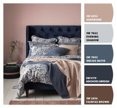 Paint colors from ColorSnap by Sherwin-Williams Bedroom Colour Palette, Bedroom Color Schemes, Bedroom Colors, Bedroom Ideas, Bedroom Decor, Living Room Furniture Layout, Living Room Paint, Abalone Shell, Master Bedrooms